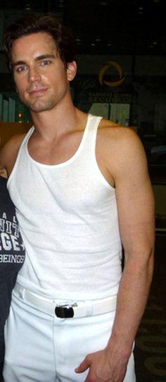 Matt Bomer IS Christian Grey. Wow.