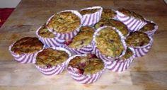 """Il """"sapore"""" della salute: Muffin alla frutta"""