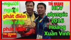 """Người người """"phát điên"""" nhà nhà """"phát khóc"""" vì Huy chương vàng Olympic 2..."""