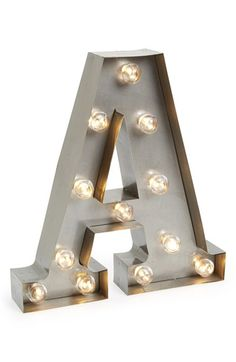 fun lit up letters http://rstyle.me/n/r6t2hr9te