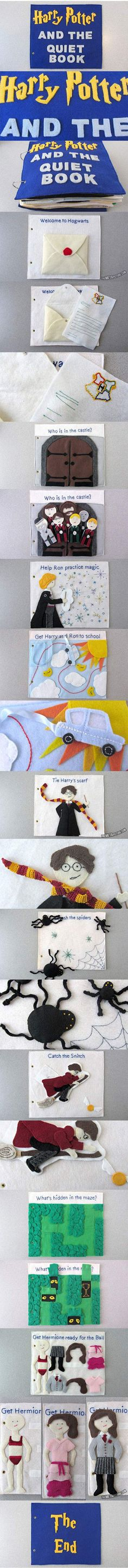 That Is Awesome: Moms, take note. Harry Potter rules