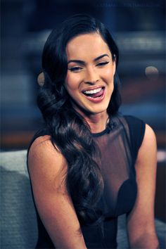 Megan Fox. Hottie!