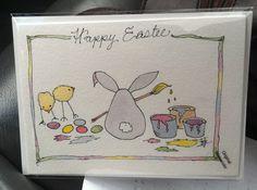 My Rascally Bunny Cards