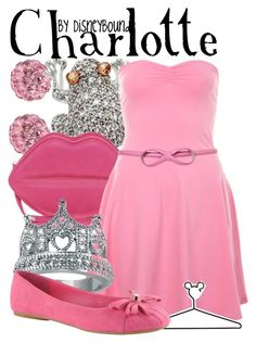 """""""Charlotte"""" by leslieakay ❤ liked on Polyvore"""