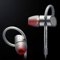 C5 In-Ear Headphones by Bowers & Wilkins #bowers #wilkins
