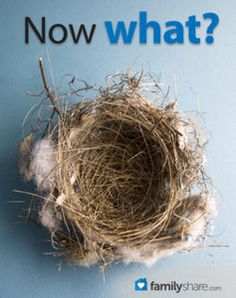 """FamilyShare.com l The joys of an empty nest  If the first step isn't """"Don't smother,"""" then it probably should be."""