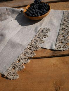 Afghan Crochet Patterns, Crafts, Flower Pillow, Crochet Edgings, Napkin, Doilies, Crocheting, Stitching, Pintura