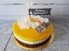 Fanta torta Fanta, Bakery, Cheesecake, Food And Drink, Birthday Cake, Cookies, Recipes, Crack Crackers, Cheesecakes