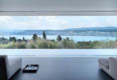 Contemporary Family Home Exposed To Inspiring Lake Zurich Views - http://freshome.com/2012/08/01/contemporary-family-home-exposed-to-inspiring-lake-zurich-views/
