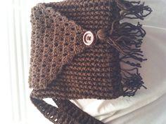 knitted purse by PrincessGooGoo on Etsy. , via Etsy.