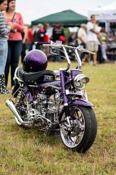 Lowrider Honda Dax