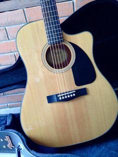 Fender CD 60 Natural