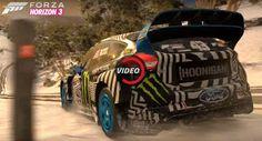 Forza 3 Horizont Blizzard Mountain Erweiterung sieht toll aus Forza Games Reports Video