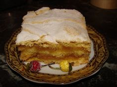 Sweet Memories, Confectionery, Diy Food, Cake Cookies, Apple Pie, Bakery, Food And Drink, Cooking Recipes, Sweets