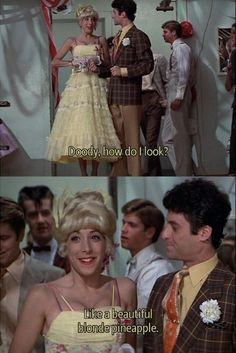 Grease Pineapple Quote