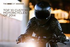 The 2014 Bike EXIF Custom Motorcycle Awards.