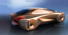 BMW Vision Next 100 Revealed To Preview Future Technologies [108 Pics+Video]