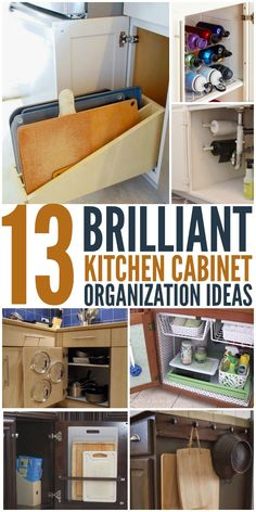 Source by mareikebrink Related posts: 21 Brilliant DIY Kitchen Organization Ideas inspiring kitchen cabinet organization ideas 17 40 Brilliant DIY Kitchen Organization Ideas New Kitchen Organization Ideas Kitchen Cabinet Organization, New Kitchen Cabinets, Diy Kitchen, Organization Hacks, Kitchen Storage, Kitchen Decor, Small Space Organization, Organizing Ideas, Cabinet Ideas