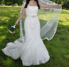 ♥ Designer Brautmode von W1-white one ♥  Ansehen: https://www.brautboerse.de/brautkleid-verkaufen/designer-brautmode-von-w1-white-one/   #Brautkleider #Hochzeit #Wedding
