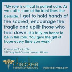 #Cherokee #Nurses #Quotes