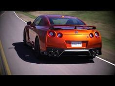Nissan Newsroom: Nissan GT-R armed with a fresh new look, more power