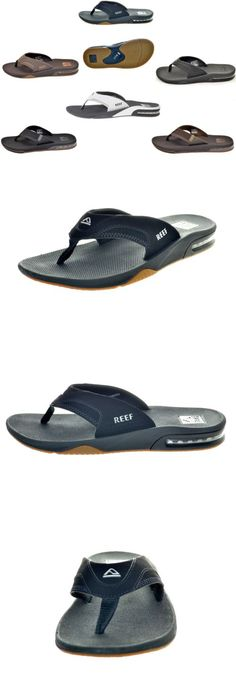 d939a6d89 Sandals 11504  Reef Men S Fanning Bottle Opener Black