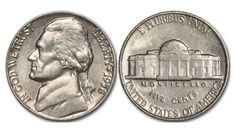 All 1958 nickels are worth more than face value... up to $13,000! See how much your 1958 nickel is worth here.