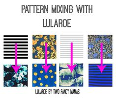 I love to help making outfits with pattern mixing, and style tips! Come join me https://www.facebook.com/groups/lularoeheathermouberry/?ref=group_cover