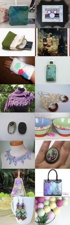 Aqua by Dobromira Ivanova on Etsy--Pinned+with+TreasuryPin.com