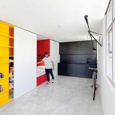 Tolles Design für kleine Wohnung   KlonBlog