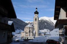Innervillgraten, Kirche St. Martin (Lienz) Tirol AUT