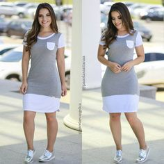 Plus size outfits Casual Work Outfits, Chic Outfits, Casual Dresses, Short Dresses, Fashion Outfits, Womens Fashion, African Fashion Dresses, Skirt Outfits, Modest Fashion