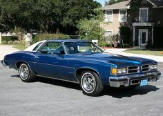 1976 LeMans Sport Coupe: at this point, I was beginning to despair of ever getting anything cool to drive again... a year from getting my license, and (1) no more GTO (or even Grand Am), (2) you could still check the box for the 455, but CA had seen to it that the motor couldn't pull much more than the skin off a dish of pudding, any longer :-(