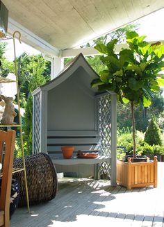 Lynford Arbour by HSP Garden Buildings Arbour, Garden Buildings, Envy, Shelter, Garden Ideas, Patio, Outdoor Decor, Summer, House