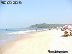 Tourist Attraction India: One of Best Baga Beach Goa  | tour holiday package