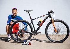 Wettkampf-Bikes der Olympia-Stars: Julien Absalon auf BMC Teamelite