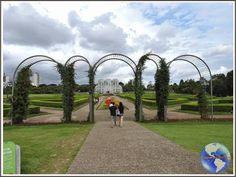 Viagens e Beleza: Jardim Botânico, o cartão postal de Curitiba!