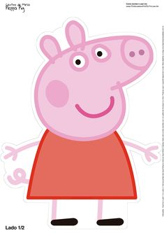 Experts alert: Don& let your child watch the Peppa Pig fairy tale! Peppa Pig Cartoon, Peppa Pig Images, Peppa Pig Painting, Peppa Pig Drawing, Peepa Pig, Peppa Pig Printables, Dinosaur Printables, Peppa Pig Wallpaper, Peppa Pig House