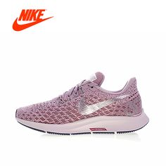 the best attitude 6555b a9c27 Original New Arrival Authentic NIKE AIR ZOOM PEGASUS 35 Womens Running Shoes  Sneakers Breathable Sport Outdoor