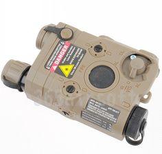 AN_PEQ-15 Battery Case (tan) [peq15tan002] - $18.99 : Airsoft Shop