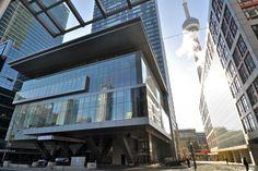 Ritz-Carlton, Suite 4804.183 Wellington St., Toronto. Exterior.