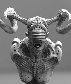 Top 10 3D Art by KEITA OKADA – zbrushtuts