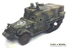 M3A1 Half-Track, Ardennes 1944. Military Weapons, Military Vehicles, Air Force, Monster Trucks, Battle, Track, Coding, Canvas, Tela