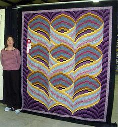 BARGELLO QUILT................PC