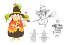 Witch by coryosterberg — Character design