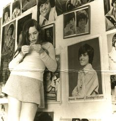 Strawberry Switchblade's Jill Bryson,1970s