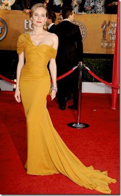 Diane Kruger at the SAG Awards