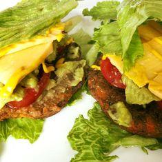 Veggie burgers witho