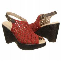 Jambu Vera Jambu Shoes (Red) - Women's Shoes - 7.0 M