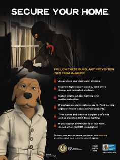 Basic Burglary Prevention Tips www.steelsecuritydoors.co.uk